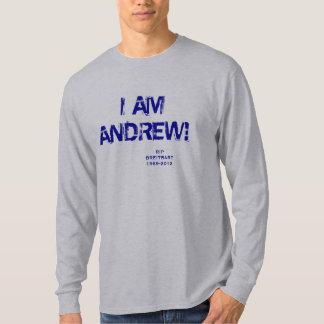 I AM ANDREW BREITBART! T-Shirt