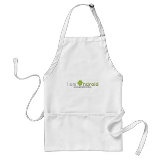 I am Android Gear Adult Apron