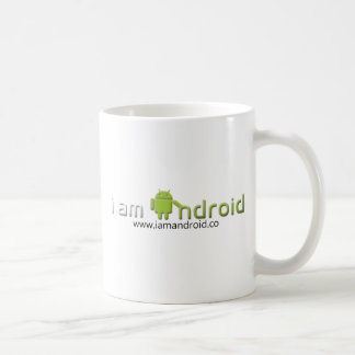 I am Android Gear Coffee Mug