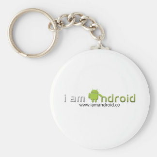 I am Android Gear Keychain