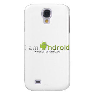 I am Android Gear Samsung S4 Case