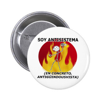 I am anti-system… button