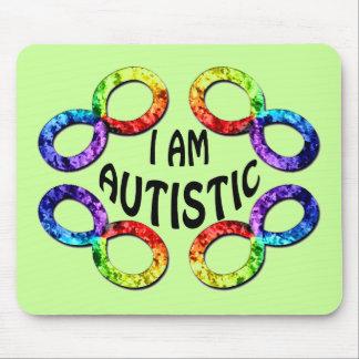 I Am Autistic Mousepad