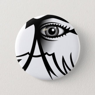 I Am Awake Pinback Button