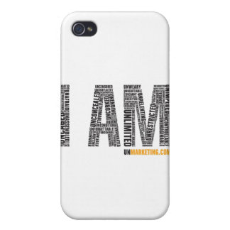 I AM AWESOME COVERS FOR iPhone 4
