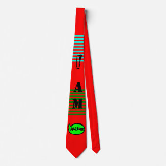 I Am Awesome TIE (Engine Red)