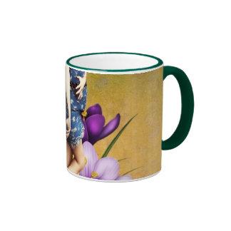 I am beautiful-Mug1 Ringer Mug
