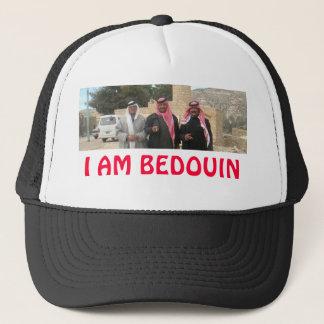 I am Bedouin Trucker Hat