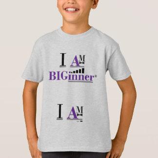 I AM BIGinner- Courage T-Shirt