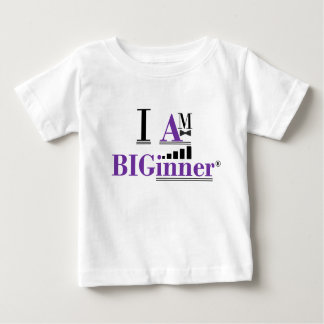 I AM BIGinner-Rookie Baby T-Shirt