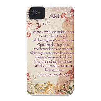 I AM Blackberry case
