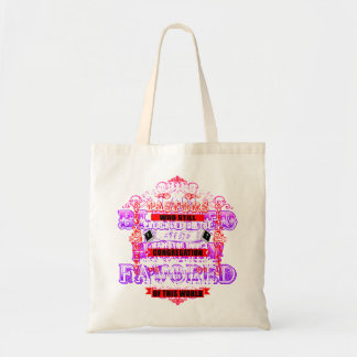 I Am Blessed & Highly Favored Tote Bag