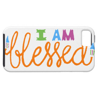 I am blessed iPhone 5 case