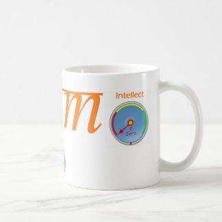 I am Body Mind Intellect Coffee Mug