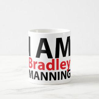 I Am Bradley Manning Mug
