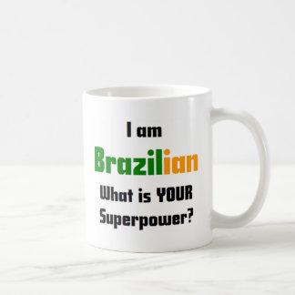 I am Brazilian Coffee Mug