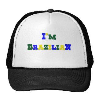 I am Brazilian Trucker Hat