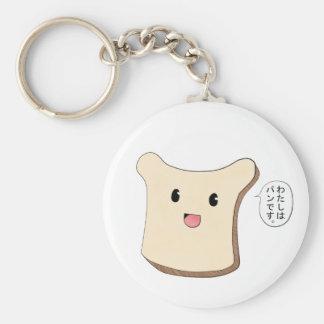 I am bread. keychain