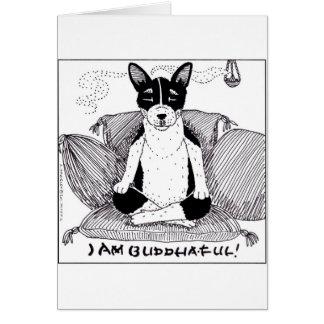 I Am Buddha-ful Card
