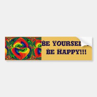 I Am!!_ Bumper Sticker