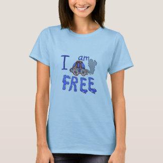 I am CAR free T-Shirt