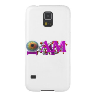 I AM! CASE FOR GALAXY S5