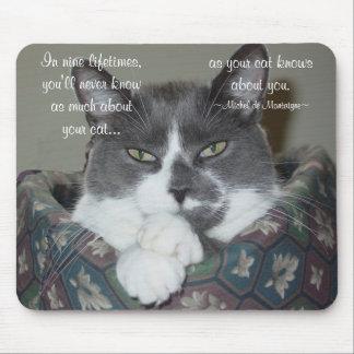 I Am Cat... Mouse Pad