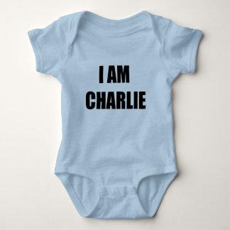 I AM CHARLIE BABY BODYSUIT