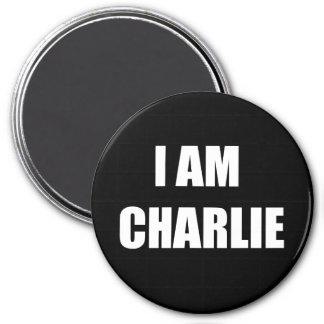 I AM CHARLIE MAGNETS
