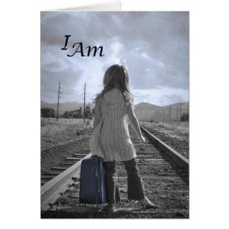 I Am Cherished Card