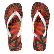 I Am Cherokee Flip Flops