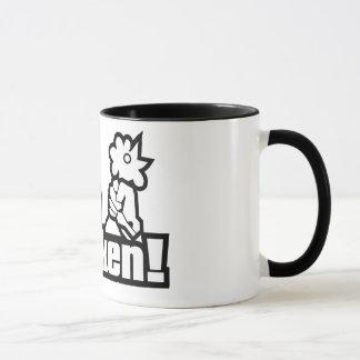 I am chicken! mug