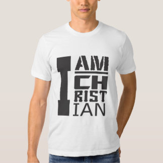 I am Christian Shirt