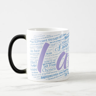 I Am Coffee Mug - Morphing