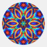 I Am Colors_ Classic Round Sticker