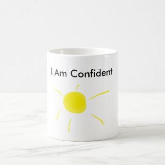 I Am Confident Sunshine Mug
