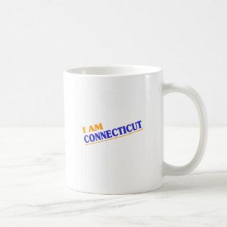 I am Connecticut shirts Mugs