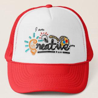 I am creative hat