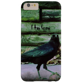 I Am Crow - Green iPhone 6 plus Case