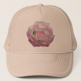 I am cute trucker hat