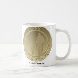 I Am Dad To The Bone Cup Mug