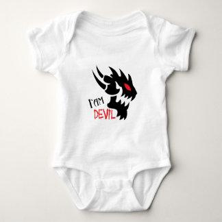 I Am Devil Baby Bodysuit