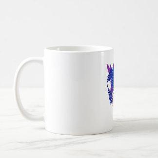 I am different coffee mug