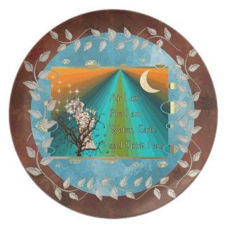 I Am Dinner Plate