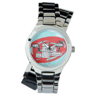 i am divine timing watches