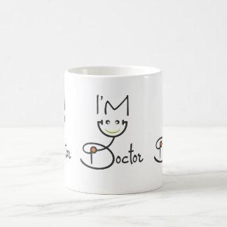 I am Doctor coffee Mug