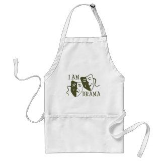 I am drama od green apron