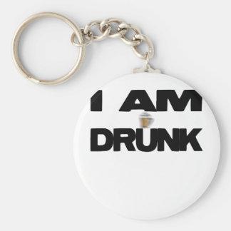 I Am Drunk Keychain