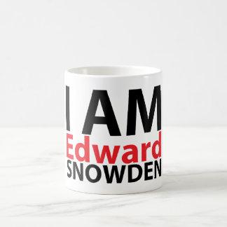 I Am Edward Snowden Mug