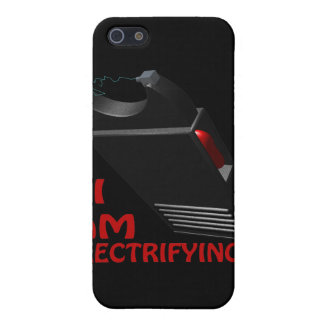 I Am Electrifying Cover For iPhone SE/5/5s